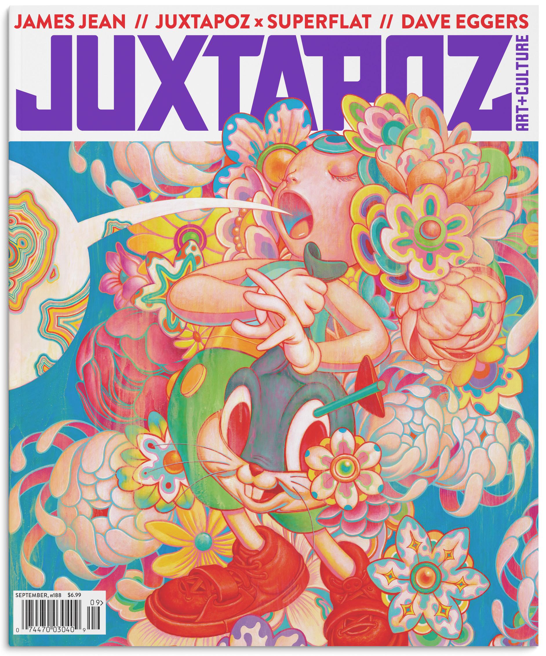 Subscribe to Juxtapoz Magazine