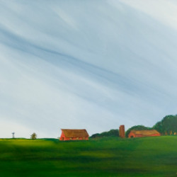 Severance Farm by Tom Stevens Fine Art