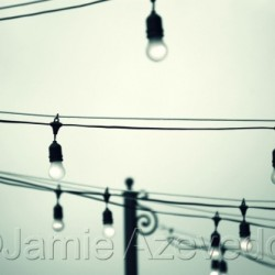 Lights by Jamie Azevedo Fine Art