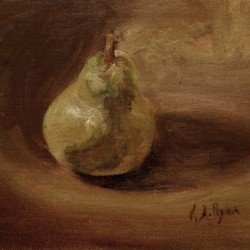 Pear by Karen Ryan Fine Art
