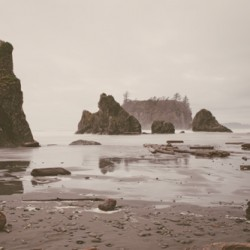 Ruby Beach #14 by Desmond Manny Photography