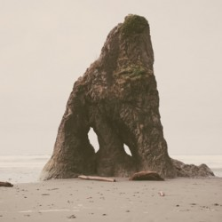 Ruby Beach No.16 by Desmond Manny Photography