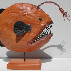 Angler Fish by Lee Gutterson