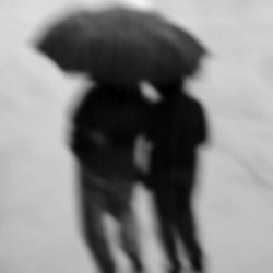 Rain Couple by Carol H Macleod Images