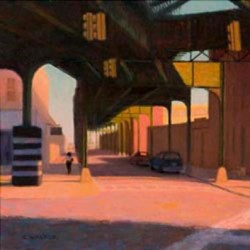 Davis Street by Steven E. Walker Fine Art
