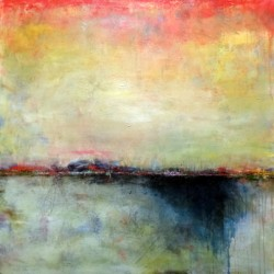 BENEATH THE SURFACE by Betty Krause Art