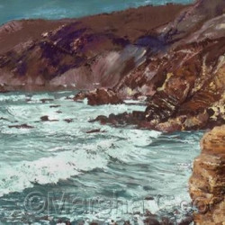 Big Sur by Marsha Goodman