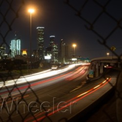 Freeway City by G Wheeler Photography