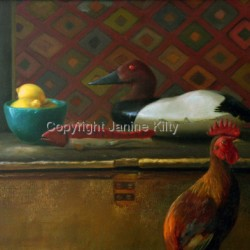 Duck, Duck, Goose by Janine Kilty