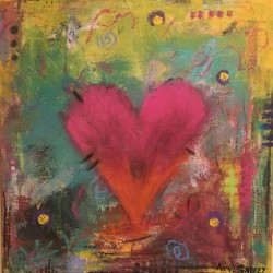 Healing Heart by Anne Gaffey Art