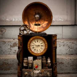 Time Machine by Gears On Acid