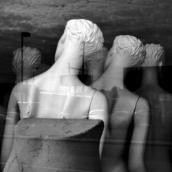 Figures & Reflections-II by Jeffery Blake