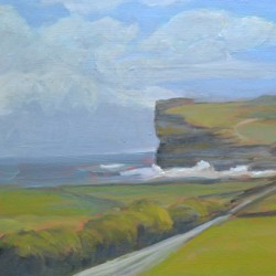 Downpatrick Head by Tracy Baker-white