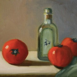Tomatoes by Julie Barbeau