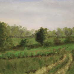 Country Lane by Julie Barbeau
