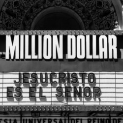 Million Dollar Theater by Roderick Lyons