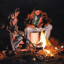 A Soothing Fire (Street Series) by Richard Hanson