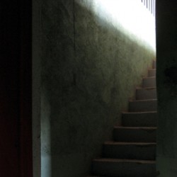 Stairwell, Old Threatre by John Counter