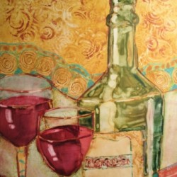 Red Red Wine by Kathy Daywalt