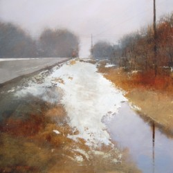 pale morning by David Lidbetter Fine Art