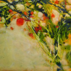 Orange Tree by Lori Austill
