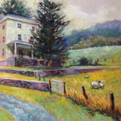 Kuerner Farm by Jeanne Kirby Bruneau