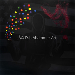 Youth Interrupted by D.l. Ahammer Art
