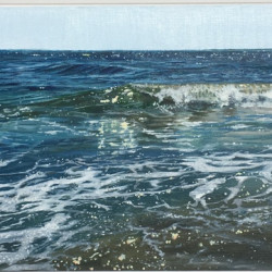 Memorial Day Waves by Jess Bell