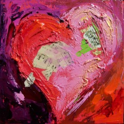 Song in Your Heart by Janice  Pluma