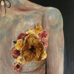 She Blooms by The Sable Brush