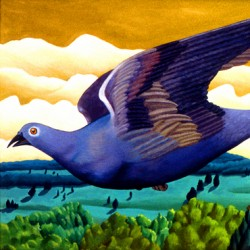 THE BIRD by Jane Troup