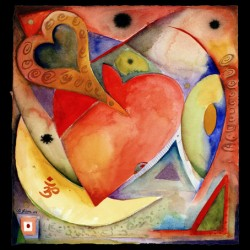Heart and Soul  © Liora 2004 by Liora Fine Art