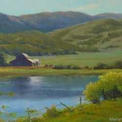 High Noon Ranch by Marianne  V.  Kuhn
