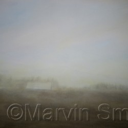LaConner Fog by Marvin Smith