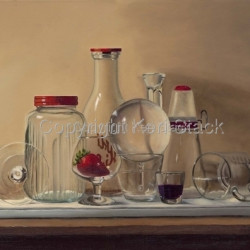Glassware by Keri Stack
