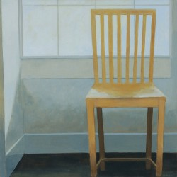 Yellow Chair by Alice Kirkpatrick