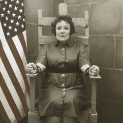 Ethel Rosenberg  Executed by Sally Stockhold