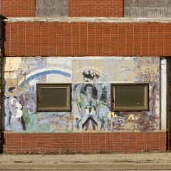Mural, 2011 by         Scott Brill Photography