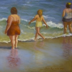 Bathing Beauties by Sheila Sugerman