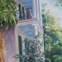 Garden District, Murray Home by Peggy Hesse