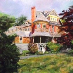 Cape Cod Victorian by Tim Ames