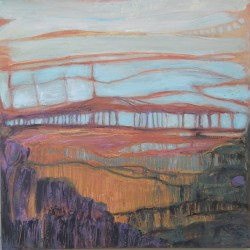 Bridging Earth and Sky by Maggie Neale