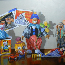 It's Crazy Out There by Robert Huckestein