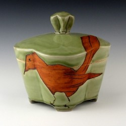 Bird Box # 9 by John Preus - Manitou Studio, Llc