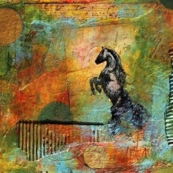 Equus by Ishita Bandyo Art