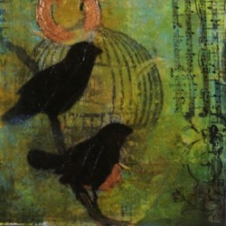 Duet by Ishita Bandyo Art