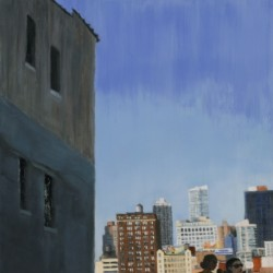 Another High Line View by Patty Neal