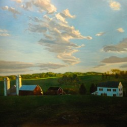 Seven Springs Farm by Leslie Ross Stephens