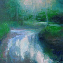 Summer Quiet by             Catherine Wagner Minnery