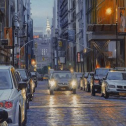 Mercer Street by Bruce Braithwaite